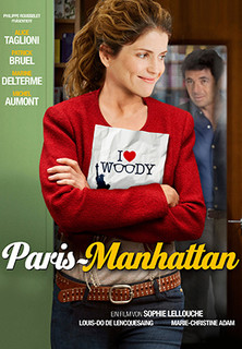 Filmplakat Paris Manhattan