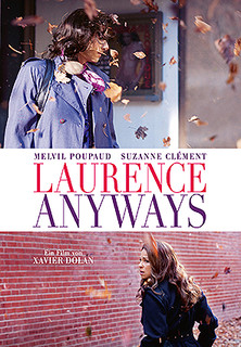 Filmplakat Laurence Anyways