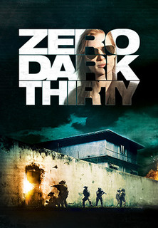 Filmplakat Zero Dark Thirty