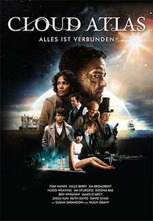 Filmplakat Cloud Atlas