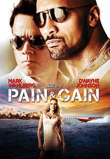 Filmplakat Pain & Gain