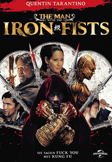 Filmplakat The Man with the Iron Fists