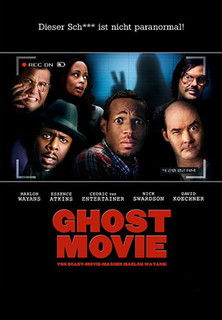 Filmplakat Ghost Movie