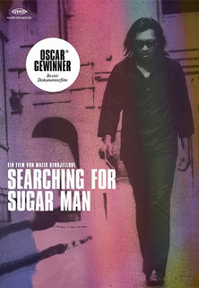 Filmplakat Searching for Sugar Man