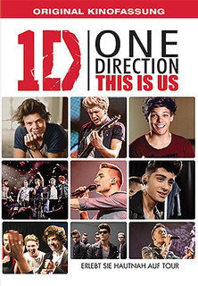 Filmplakat One Direction: This Is Us