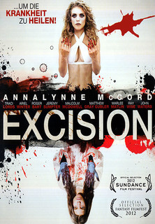 Filmplakat Excision