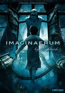 Filmplakat Imaginaerum by Nightwish