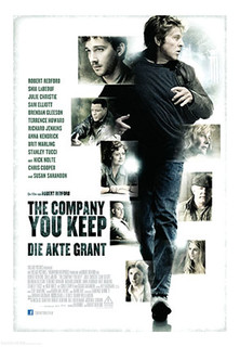 Filmplakat The Company You Keep - Die Akte Grant
