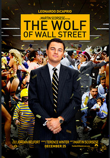 Filmplakat The Wolf Of Wall Street