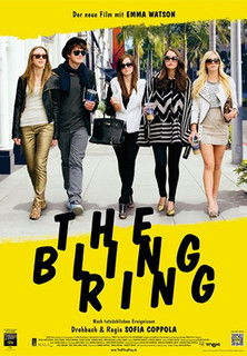 Filmplakat The Bling Ring