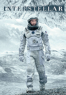 Filmplakat Interstellar
