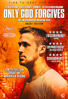 Filmplakat Only God Forgives