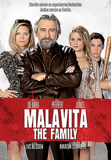 Filmplakat Malavita - The Family