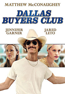 Filmplakat Dallas Buyers Club