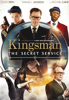 Filmplakat Kingsman: The Secret Service