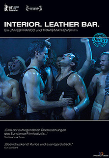 Filmplakat Interior. Leather Bar.