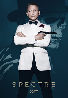 Filmplakat James Bond 007 - Spectre