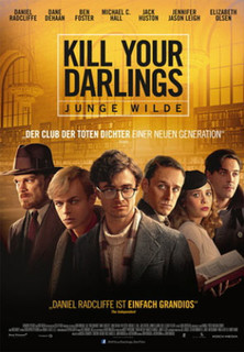 Filmplakat Kill Your Darlings - Junge Wilde