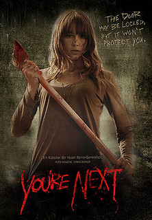 Filmplakat You're Next