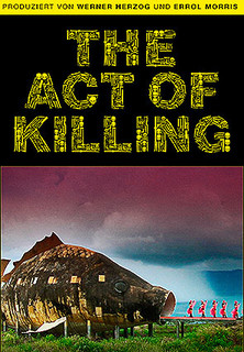 Filmplakat The Act of Killing