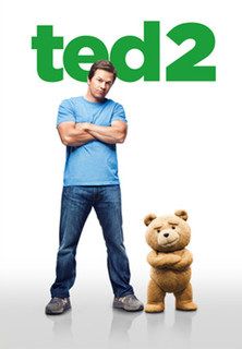 Filmplakat Ted 2