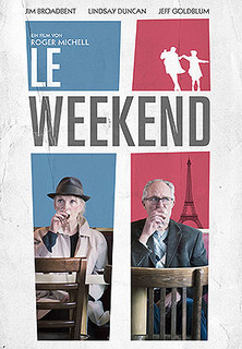 Filmplakat Le Weekend