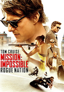 Filmplakat Mission: Impossible - Rogue Nation