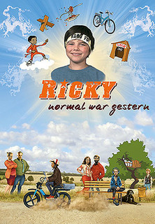 Filmplakat Ricky - Normal war gestern