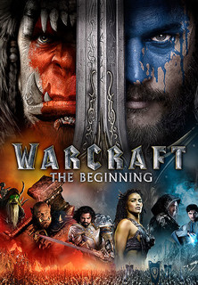 Filmplakat Warcraft: The Beginning