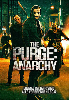 Filmplakat The Purge 2: Anarchy