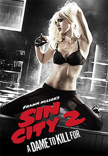 Filmplakat Sin City 2: A Dame To Kill For