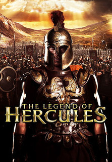 Filmplakat The Legend Of Hercules
