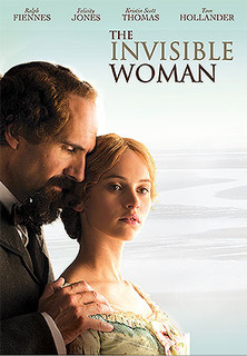 Filmplakat The Invisible Woman