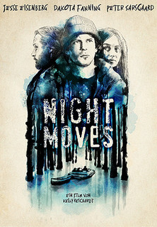 Filmplakat Night Moves