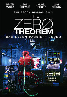 Filmplakat The Zero Theorem