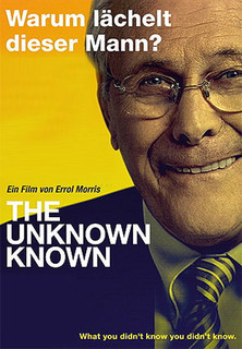 Filmplakat The Unknown Known