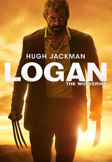 Filmplakat Logan - The Wolverine
