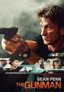 Filmplakat The Gunman