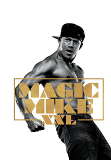 Filmplakat Magic Mike XXL