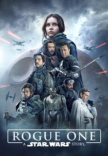 Filmplakat Rogue One: A Star Wars Story