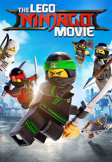 Filmplakat The LEGO Ninjago Movie