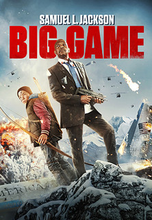 Filmplakat Big Game