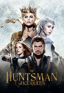 Filmplakat The Huntsman & The Ice Queen