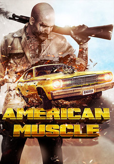 Filmplakat American Muscle