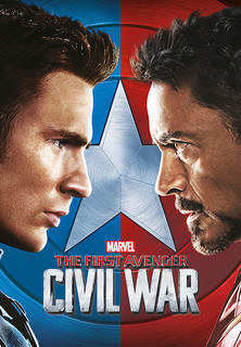Filmplakat The First Avenger: Civil War