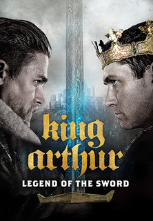 Filmplakat King Arthur: Legend Of The Sword