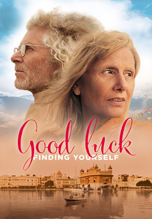 Filmplakat Good Luck Finding Yourself