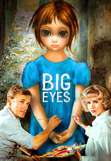 Filmplakat Big Eyes
