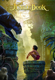 Filmplakat The Jungle Book
