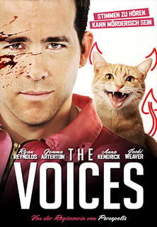 Filmplakat The Voices